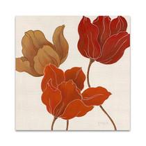Austin's Tulips I Wall Art Print