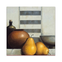 Pear Still Life Wall Art Print