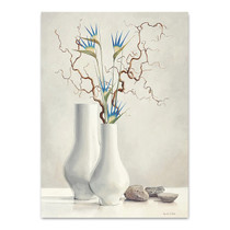 Willow Twigs Wall Art Print