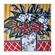 Brooke Howie | Red Roses Still Life
