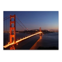 Golden Gate Bridge Wall Print