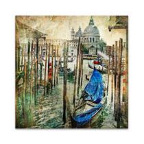 Gondola in Venice Italy Wall Print
