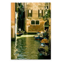 Italy Venice Canal Print