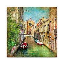 Venice Canal Wall Art Print