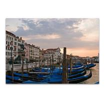 Venice Gondolas Wall Art Print