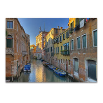 Venice Italy Water Wall Art Print
