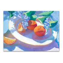 The Oranges Wall Art Print
