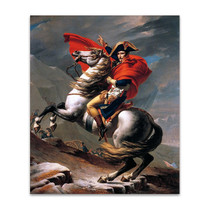 David | Napoleon Crossing The Alps