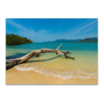Koh Chang Thailand Beach Wall Art Print