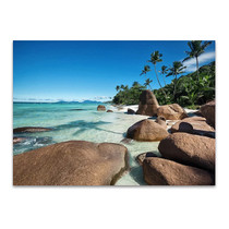 Seychelle Islands Wall Art Print