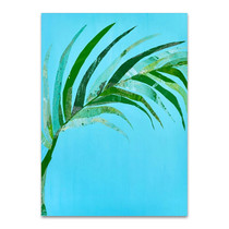 Palm Frond II Wall Art Print