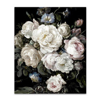 Glorious Bouquet III Wall Art Print