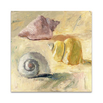 Seashells II Wall Art Print