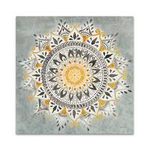Mandala Delight I Wall Art Print
