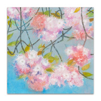 Japan Cherry Blossom Wall Art Print