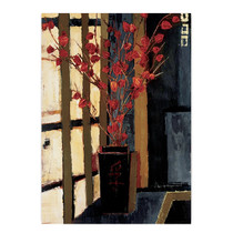 Japanese Lanterns Wall Art Print