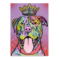 Imperial Dog Wall Art Print