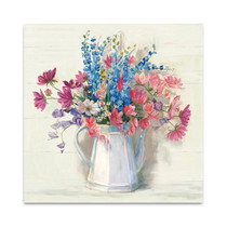 Bright Bouquet II Wall Art Print