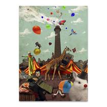 Circus Wall Art Print