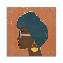 Kenya Couture II Wall Art Print