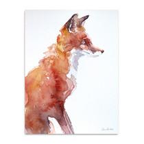 Sly As A Fox Wall Art Print