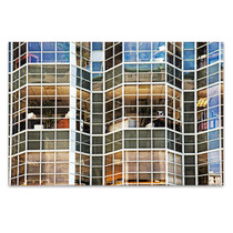 Office Building San Francisco Wall Art Print
