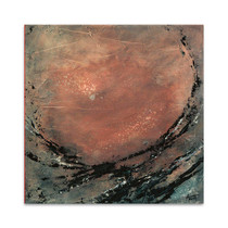 Desert Moon Wall Art Print