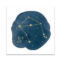 Horoscope Libra Wall Art Print