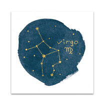 Horoscope Virgo Wall Art Print