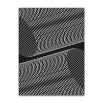 Linear Motion III Wall Art Print