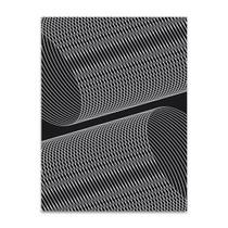 Linear Motion III Wall Art Print