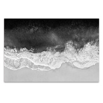 The Waves Wall Art Print