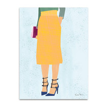 High Fashion I Wall Art Print