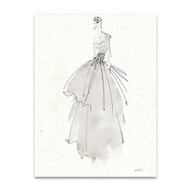 La Fashion II Wall Art Print