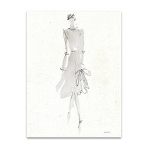 La Fashion I Wall Art Print