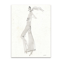 La Fashion III Wall Art Print