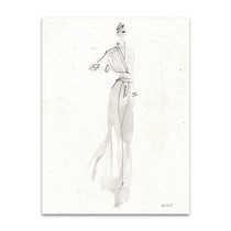 La Fashion IV Wall Art Print