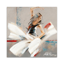 Dance Fusion II Wall Art Print