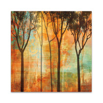 Magical Forest II Wall Art Print