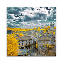 Village of Saint Emilion Wall Art Print