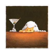 The Bar Bill Wall Art Print
