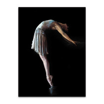 Back Bend Wall Art Print