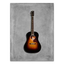 Gibson Original Jumbo Wall Art Print