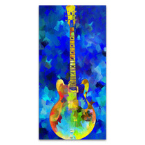Guitar Wall Art Print
