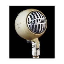 Mic Grampia Gold Wall Art Print
