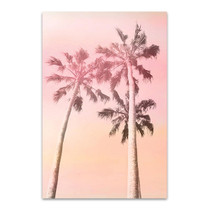 Pink Sunset II Wall Art Print