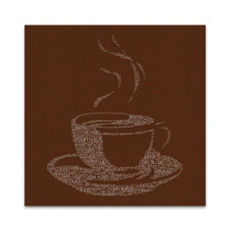 Coffee Talk II Wall Art Print