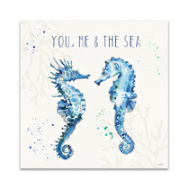Deep Sea III Wall Art Print