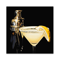 Lemon Drop Wall Art Print