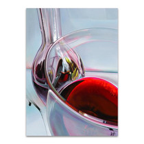 Red Wine Wall Art Print